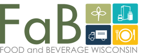food and beverage wisconsin logo
